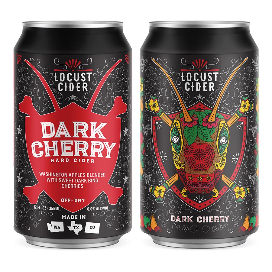 LOC Dark Cherry 2 sides