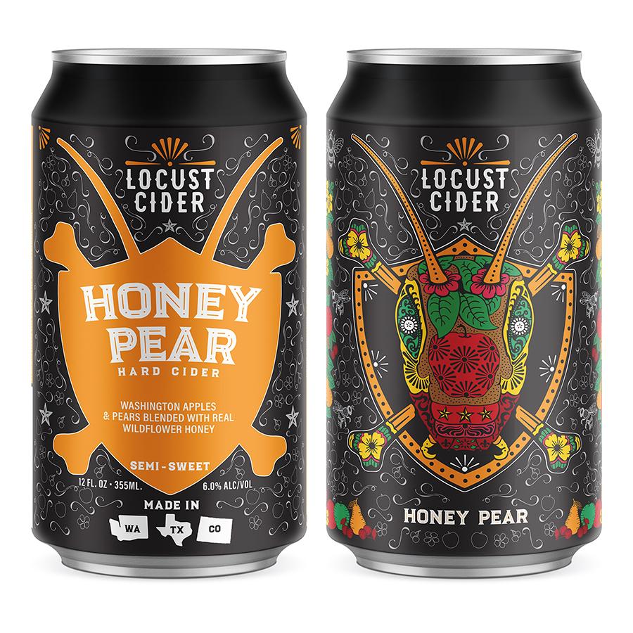 LOC Honey Pear 2 Sides